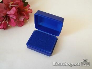 Krabička na šperky - modrá 1486A