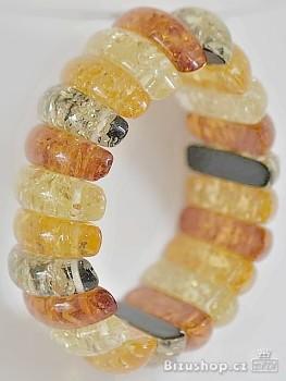 Zyta Náramek barevný na gumičce 2409