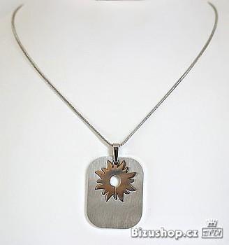 Chirurgická ocel přívěsek Sluníčko 15015
