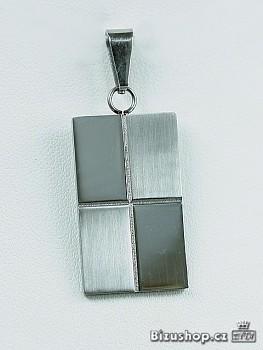 Chirurgická ocel přívěsek 1517603