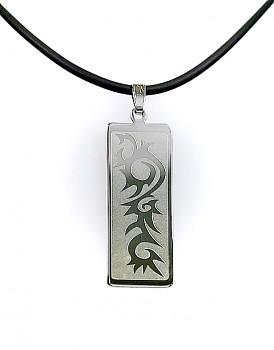 Chirurgická ocel přívěsek Ornament 15133