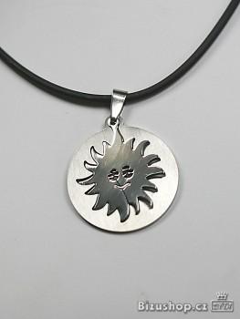 Zyta Chirurgická ocel přívěsek Slunce  15163