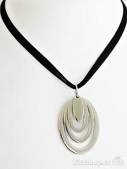 Zyta Chirurgická ocel náhrdelník s přívěskem 1524802