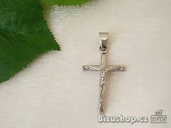 Zyta Přívěsek  Kříž chirurgická ocel  17220