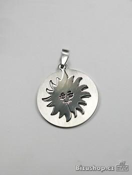 Zyta Chirurgická ocel Přívěsek  Slunce 1516303