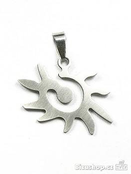Přívěsek z oceli Slunce 1516103