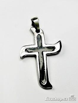 Přívěsek chirurgická ocel Kříž 1513103