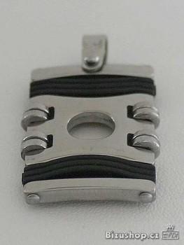 Přívěsek z chirurgické oceli pánský