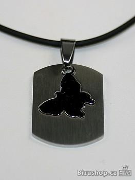 Zyta Chirurgická ocel přívěšek motýlek 1529501