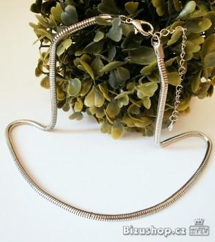 Řetěz kulatý, hádě 49 cm - 19907