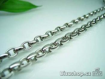 Zyta Řetízek z chirurgické oceli Unisex  15939