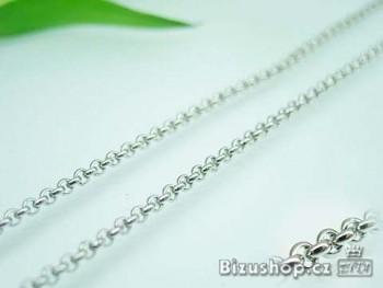 Řetízek z chirurgické oceli  UNISEX 16261