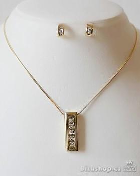 Zyta Souprava zlatá 6686