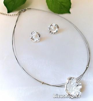Souprava náušnic a náhrdelníku 2532