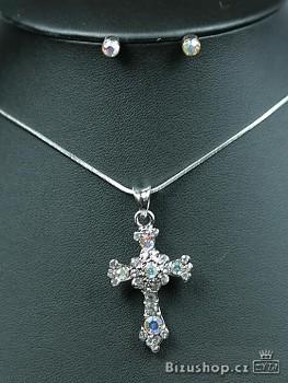 Souprava náhrdelník a náušnice 2482
