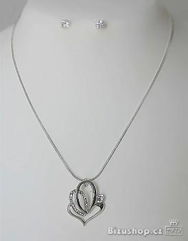 Souprava náhrdelník a náušnice   252102
