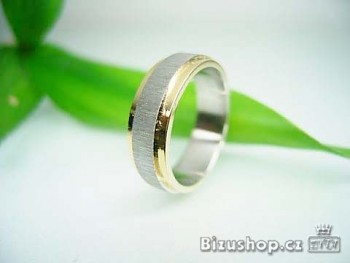 Chirurgická ocel snubní prsten 1582218