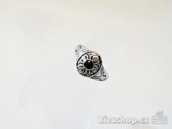 Prsten černá barva 569617
