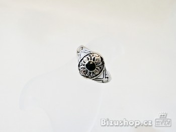 prstýnek černá barva 569618