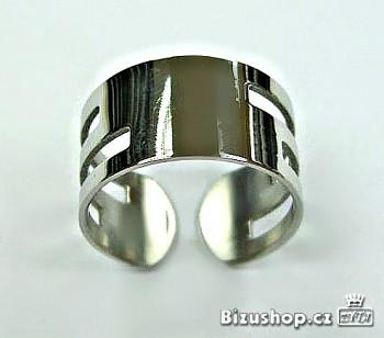 Prsten chirurgická ocel   15347