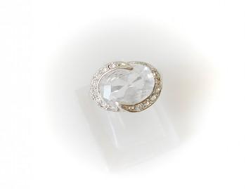 Prsten Crystal kámen 3220718