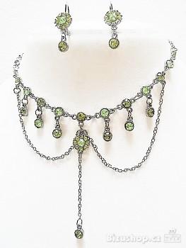 Souprava náhrdelník a náušnice  2020