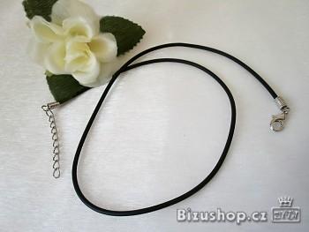 Bužírka černá - 20014