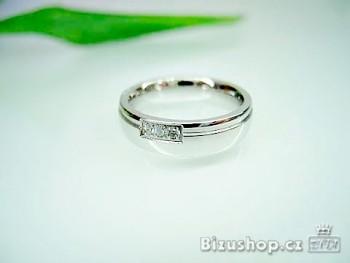 Snubní prsten z chirurgické oceli Bella 5 mm 15813200