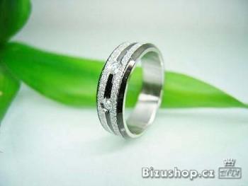 Prsten zirkon Evita 6 mm 15820