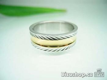 Snubní prsten Jasmine 7 mm