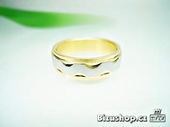 Prsten z chirurgické oceli 6 mm 1582719X
