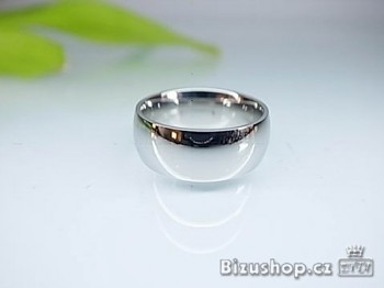 Prsten ocelový 8 mm 16692