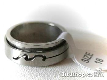 Zyta Chirurgická ocel prsten 1510518