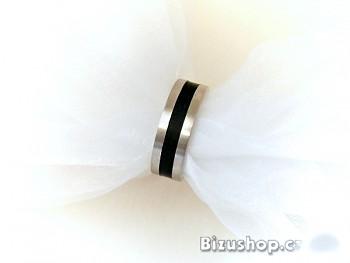 Chirurgická ocel prsten 15266