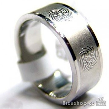 Chirurgická ocel prsten Sluníčko  RSS1519917