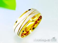 Snubní prsten z oceli 16255