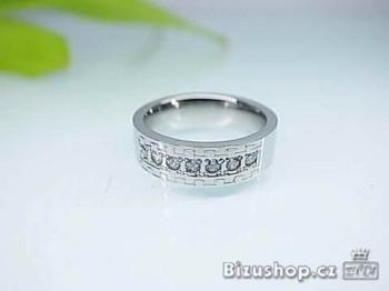 Prsten z chirurgické oceli 1645418