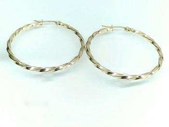 Ocelové kruhy Zlaté 19854