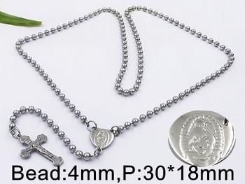Růženec chirurgická ocel  ocel  18131