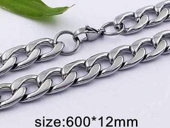 Pánský ocelový řetěz 20548