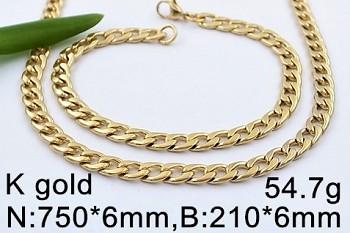 Souprava chirurgická ocel zlatá  20654 Zyta