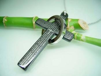 Zyta Kříž z chirurgické oceli 20803