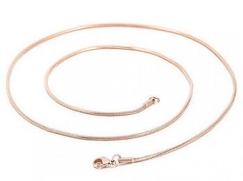 Zyta Řetízek z chirurgické oceli , růžové zlato20923